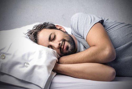 Nok søvn