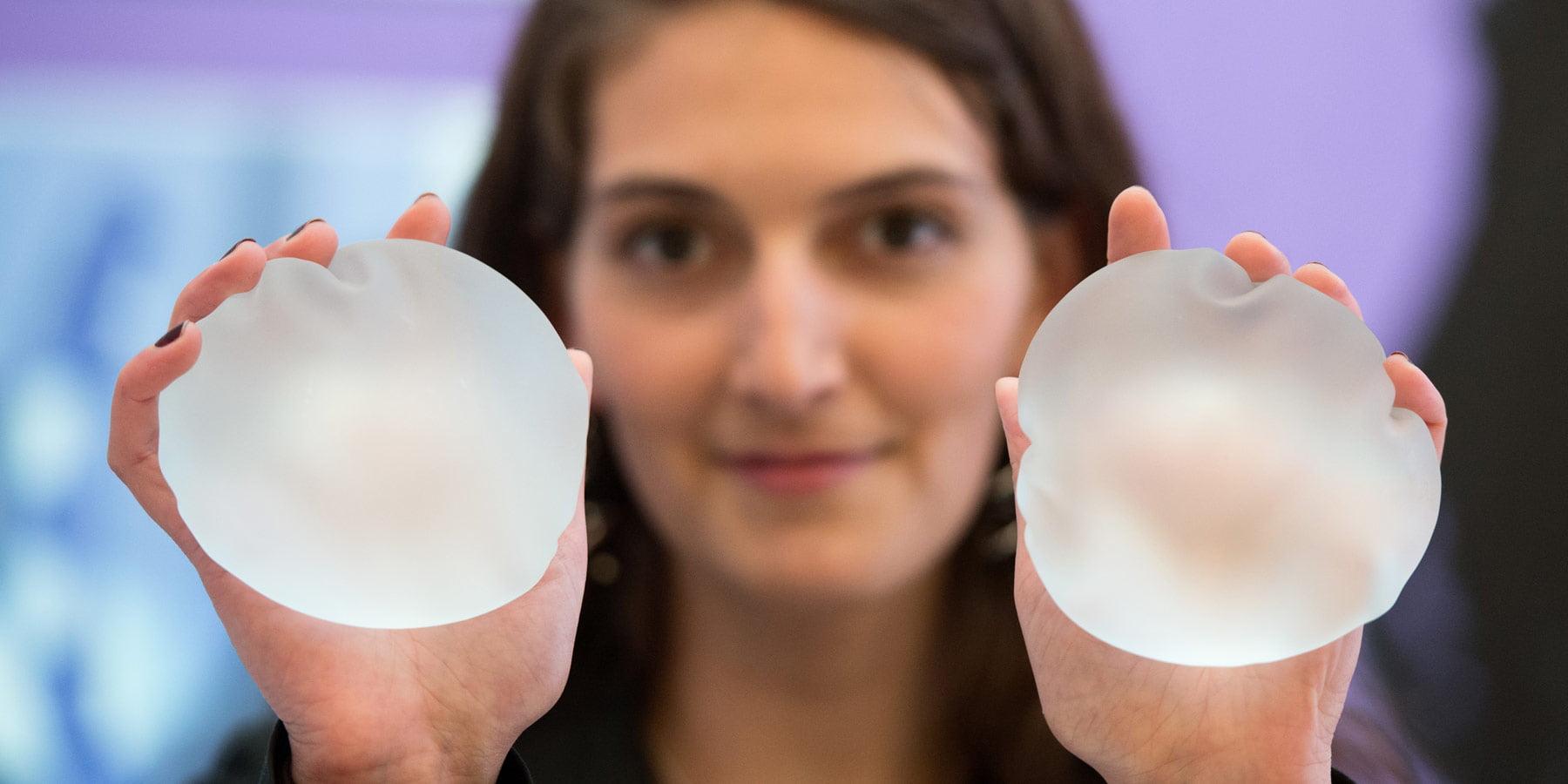 Størrelse på silikonpuppene